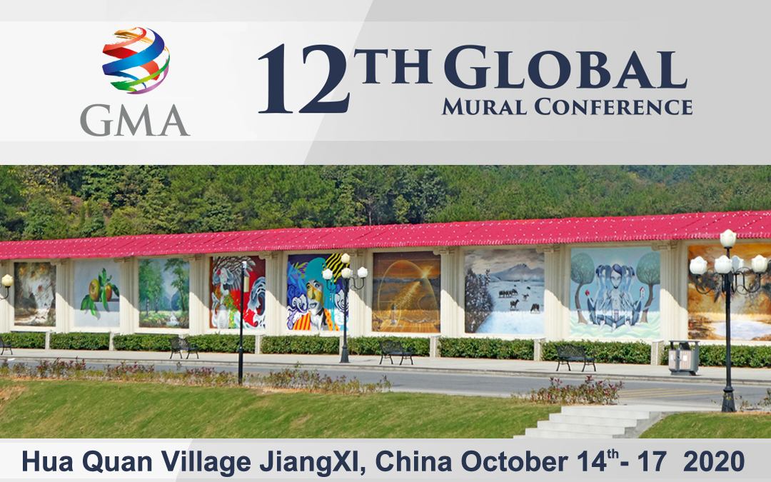 Book now for the 12th GMC in Hua Quan Village, JiangXI, China 2020